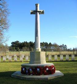 Hatfield Park War Cemetery