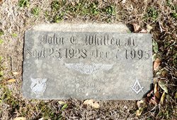 John Croom Whitley, Jr