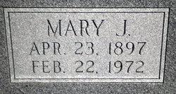 Mary J. Morris