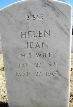 Helen Jean <I>Graham</I> Crowe