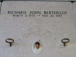 Richard John Bertholot