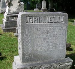 Lucinda M Grinnell
