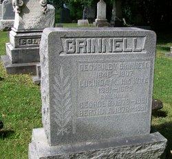 Bertha A Grinnell