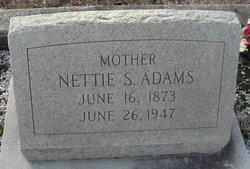 Nettie Orlean <I>Smith</I> Adams