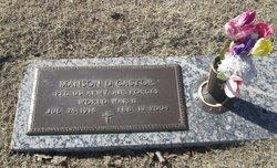 Manson Delton Castor