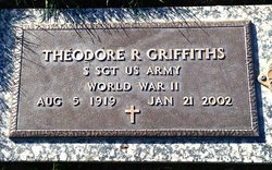 Theodore R Griffiths