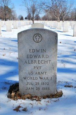 Edwin Edward Albrecht