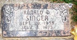 Ronald D Singer