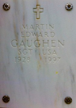 Dr Martin Edward Gaughen