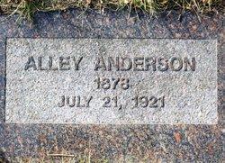 Alley Anderson
