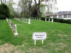 Redemptorist Cemetery at Saint Mary's