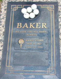 Mario Andre Baker