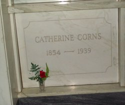 Catherine <I>Hawkins</I> Corns