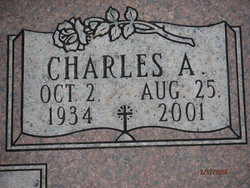 """Charles Russell """"Chuck"""" Wilcox"""