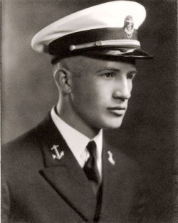 LTJG Hugh Collette Van Roosen