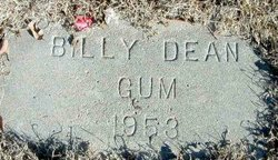 Billy Dean Gum