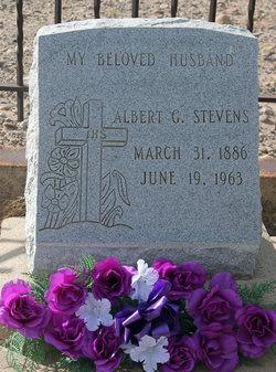 Albert G. Stevens
