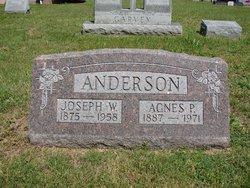 Agnes P. Anderson