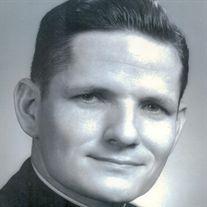 Rev Joseph John Waters