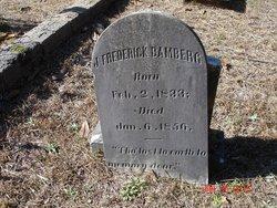 J. Frederick Bamberg
