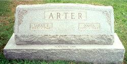 Sarah Elizabeth <I>Jones</I> Arter
