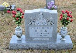Stella <I>Tuttle</I> Brock