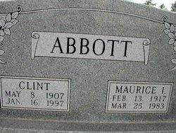 Maurice Imogene <I>Taylor</I> Abbott
