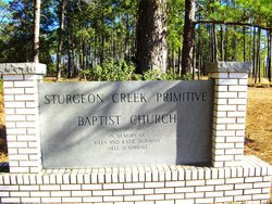 Sturgeon Creek Primitive Baptist Church Cemetery