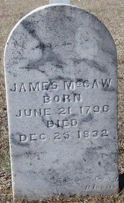 James McCaw