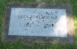 "Eliza Ann ""Lida"" <I>Sackett</I> Walker"