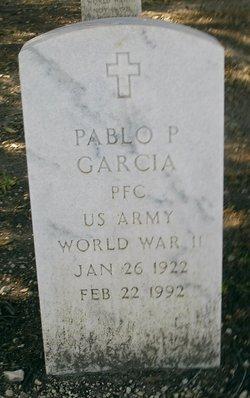Pablo P Garcia