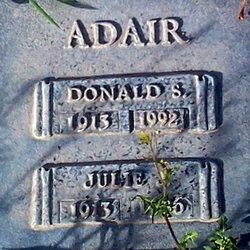 Donald Stuart Adair