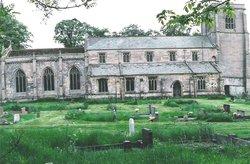 St. Helena Churchyard