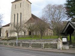 All Saints Churchyard Hockerill