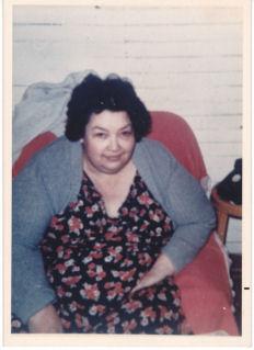 Georgia Mae <I>Meadwell</I> Farley