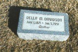 Della M <I>Chowning</I> Davidson