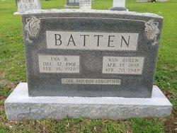Eva B <I>Renfrow</I> Batten