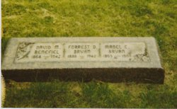 Mabel Elizabeth <I>Benefiel</I> Bryan