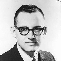 Rev Bruce Klunder