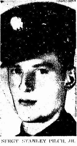 SSGT Stanley Pilch, Jr