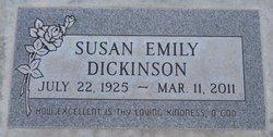 Susan Emily <I>Harris</I> Dickinson