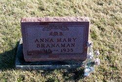 Anna Mary Branaman