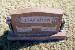 Jack Isiah Branaman