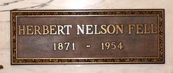 Herbert Nelson Fell