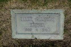 Carrie <I>Garnhart</I> Younger