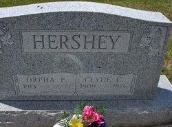 Orpha P. <I>Sipe</I> Hershey