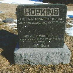 Lillian Minnie <I>Haynes</I> Hopkins