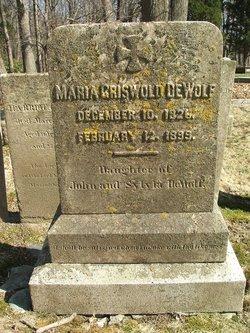 Maria Griswold DeWolf