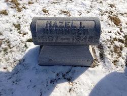 Hazel I <I>Reder</I> Redinger