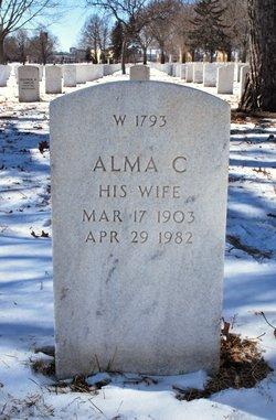 Alma C Albrecht